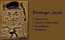 DRONGO JACK - OFFICIAL Website: Designed by Epod for Drongo Jack
