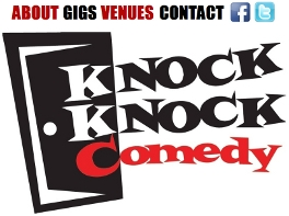Knock Knock Comedy- OFFICIAL SITE- This site was designed by Epod for Knock Knock Comedy