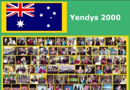 YENDY'S 2000 - A site packed with photos. I was requested to make this site during the year 2000 for a large call centre which I worked in whilst I was in Sydney.